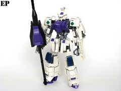 ASW-G-66 Gundam Kimaris (ExclusivelyPlastic) Tags: anime japan design robot iron lego military orphans figure scifi gundam mecha mech blooded ironblooded