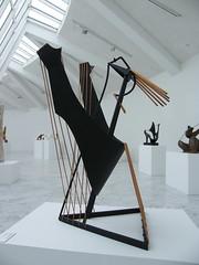 Prayer, by Asmunder (Karen Hlynsky) Tags: sculpture art iceland reykjavik karenhlynsky