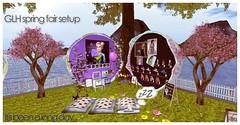GLH spring fair setup day (VENUS fashion) Tags: life garden easter spring holding sweet fair event german land second pamella felicitas anomalies glh designare ersch