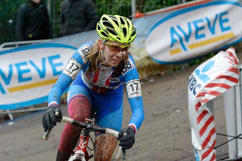 UCI Cyclo-cross World Championships Heusden-Zolder - Women Elite