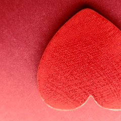 red on red (vertblu) Tags: red macro texture monochrome hearts valentine minimal minimalism makro hmm macromode minimalismus colorfulworld woodenheart macromonday cmwdred texturesquared aglitchinthesystemanabstractviewofdailylife vertblu