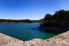 Pantano del Sitjar (J.Gargallo) Tags: espaa canon eos agua paisaje pantano castelln comunidadvalenciana eos450d sitjar canon450d ribesalbes canonefs18200