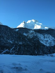 Pic du Ger (tourismegourette) Tags: neige pyrnes gourette