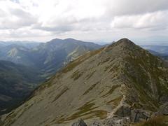 W dole przełęcz Świdnicka