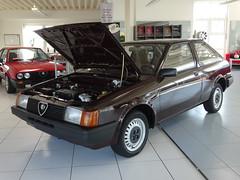 1980's Alfa Romeo Arna (harry_nl) Tags: germany deutschland 2016 emmerich alfaromeo arna acar
