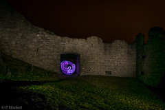 "Lightpainting - Burg Flossenbürg • <a style=""font-size:0.8em;"" href=""http://www.flickr.com/photos/58574596@N06/25155182584/"" target=""_blank"">View on Flickr</a>"