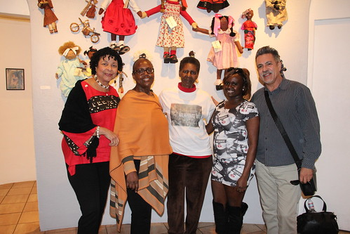 Closing of the 35th Annual Black Doll Show