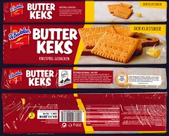 DeBeukelaer - Butterkeks - Der Klassiker 200g - 2016-02-16 (W__________) Tags: keks scan butterkeks debeukelaer