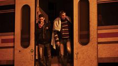 Estación de Tovarnik (Omerio Sanchez) Tags: reporter retratos trainstation croacia siria afganistan refugeecamp refugiados tovarnik refugeeswelcome