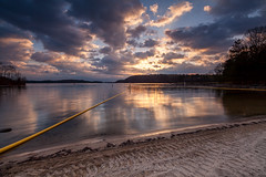 Good Morning Lanier (John Cothron) Tags: longexposure sky usa cloud reflection beach nature clouds digital sunrise georgia landscape morninglight us spring sand outdoor unitedstatesofamerica gainesville scenic lakeshore thesouth dixie 15mm lakelanier carlzeiss cloudyweather hallcounty americansouth southernregion 35mmformat johncothron canoneos5dmkii southatlanticstates leefiltersystem cothronphotography keithbridgepark 3stopneutraldensityfilter 3stopsoftedgegraduatedneutraldensityfilter distagon1528ze lee90nd lee90gs zeissdistagont2815mmze ©johncothron img13387160320 goodmorninglanier