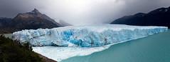 Perito Moreno glacier, Parque Nacional de los Glaciares, Argentina (javi.velazquez) Tags: park parque patagonia snow mountains ice argentina fog america south large visit glacier adventure national nacional perito moreno calafate glaciares argentica
