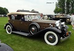 1932 Packard Model 903 Deluxe Sport Phaeton (JCarnutz) Tags: 1932 packard gilmorecarmuseum sportphaeton model903 cccagrandexperience