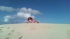 Island Hopping (kathydgypsy) Tags: family friends summer green beach nature beautiful island sand sister getaway philippines sandbar fresh islander adventure bohol boho islet islandhopping beachhair tubigon dumog bucketlist summergoals cabgan hayaan