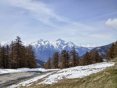 20160410_120447 (buliro) Tags: winter primavera spring italia hiver it mont printemps nus valledaosta aostavalley valledaoste emilius porliod