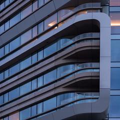 city view (Cosimo Matteini) Tags: building london architecture pen olympus cityview canaletto unstudio m43 mft ep5 banvanberkel cosimomatteini mzuiko45mmf18 257cityroad