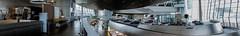 BMW World Pano-View (*Capture the Moment*) Tags: auto panorama cars car architecture modern munich mnchen technology technik autos 2016 bmwwelt panoramablick bmwworld panoshot fahrzeugeverkehr sonya7ii