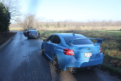 IMG_0595 (86Reverend) Tags: wood blue klein stage rally 11 mo dirt missouri hyper salem 100 higgins wrx sti gravel acre cutoff steelville potosi 2016 serieshyperblue