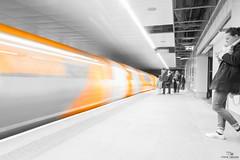 In the underground