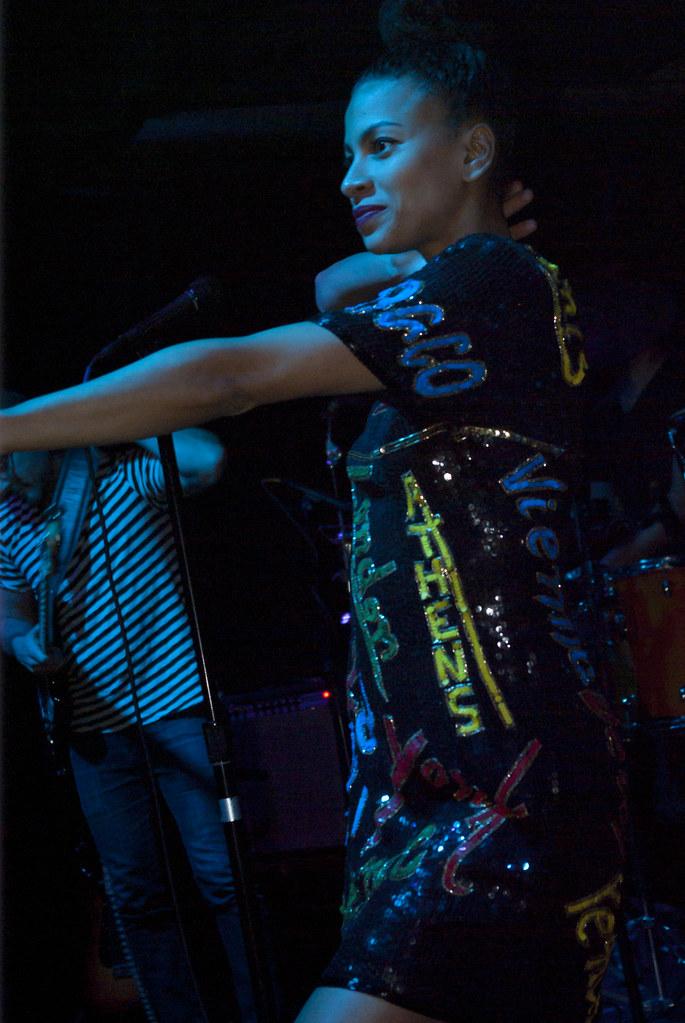 ESCORT (RebeccaMich) Tags: music loving live touch detroit band venue mcb  escort ferndale