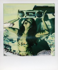 distressed (Cutspark) Tags: radio polaroid wings boombox impossible projections slr690 projectorart impossiblecolorfilm roidweek2016 roidweek2016day4