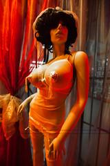 Hey Lady (Thomas Hawk) Tags: california usa mannequin america losangeles unitedstates unitedstatesofamerica adultbookstore tarzana fav10 fav25 69adulttoys