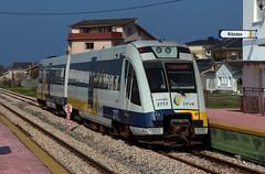 33_Ferrol-Gijon_036098 (claus_pusch) Tags: espaa galicia spanien railroads ferrocarriles renfe ribadeo cheminsdefer feve galicien eisenbahnen transcantabrico ferrocarrilesdevaestrecha ferrolgijn clauspusch