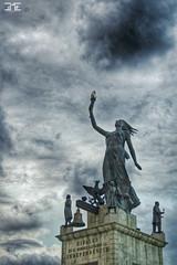 (ASG Fotografia) Tags: mexico viento nubes estatua diosa nub pachuca