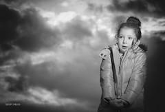 Untitled (Geoff Mock) Tags: blackandwhite bw girl nikon child flash nikon70200mm macromondays silverefexpro nikonsb910 nikond610