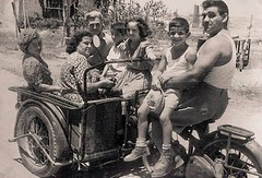 Israeli family, Tel Aviv (1950) [960x651] #HistoryPorn #history #retro http://ift.tt/1NTYCWu (Histolines) Tags: family history tel aviv retro timeline israeli 1950 vinatage historyporn histolines 960x651 httpifttt1ntycwu