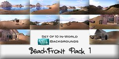KaTink - BeachFront Pack 1 (Marit (Owner of KaTink)) Tags: photography sl secondlife 60l katink photographyinsl annemaritjarvinen my60lsecretsales salesinsl 60lsales