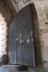Wooden castle door (quinet) Tags: door castle germany porte schloss chteau tr 2012 castleroad burgenstrase