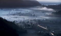 ~ Virtual Real ~ (Tan Andy (Sorry if I did not reply)) Tags: bali game fog volcano cg scene virtual volcanic kintamani pingganvillage