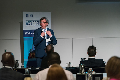 ASQ Forum Brisbane 2016 - Forum Day 1