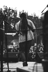 Natural Reggae Fest (RazArt.) Tags: chile blackandwhite music white black blancoynegro blanco festival concert weed san concierto negro pedro concepcin jam reggae fest biobio rasta dreadlock jammin rastas msica