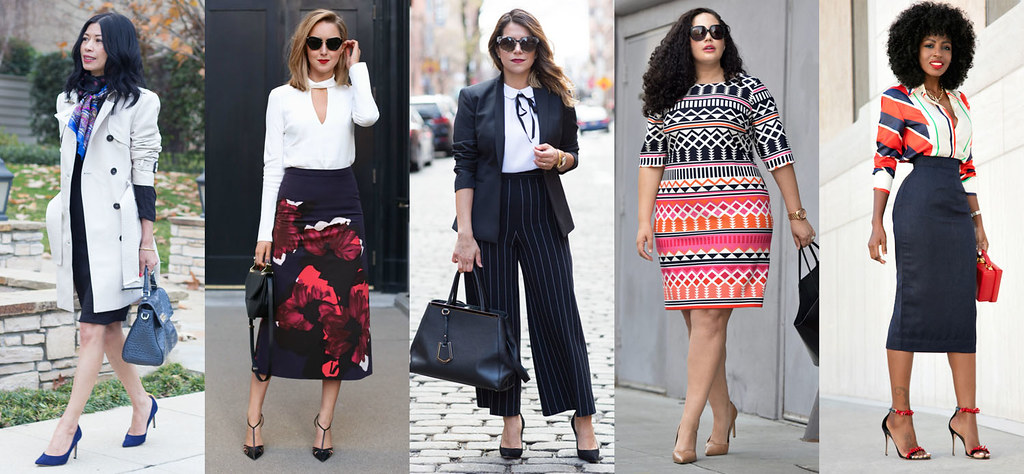 04ed4aad003c Workwear: 9 Office Chic Fashion Bloggers You Should Know | Not Dressed As  Lamb (