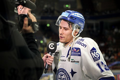 Jon Knuts 2016-03-10 (Michael Erhardsson) Tags: jon arena profil lif 2016 intervju leksand knuts cmore leksandsif tegera ishockeylag klubblag