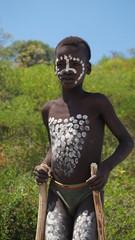 Ethiopia1185 (kaiserinlee) Tags: tribe mursi