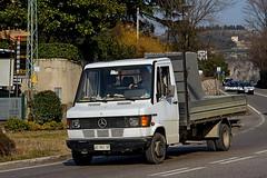 MERCEDES 408D (marvin 345) Tags: italy mercedes italia veneto mercedestruck autocarro mercedes408d