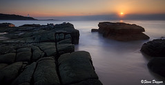 0S1A4456 (Steve Daggar) Tags: longexposure seascape sunrise moody dramatic soldiers soldiersbeach