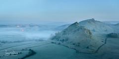 Chrome & Parkhouse Hill (JamesPicture) Tags: longexposure mist lowlight frost derbyshire peakdistrict hill chrome parkhouse