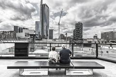 Gianni Maffi_Milano 2014 (GT Art Photo Agency) Tags: city milan modern skyscraper buildings skyscrapers milano grattacielo gae gianni città palazzi grattacieli aulenti melchiorregioia maffi gaeaulenti giannimaffi