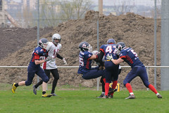 20160403_Avalanches Annecy Vs Falcons Bron (3 sur 51) (calace74) Tags: france annecy sport foot division falcons bron amricain avalanches rgional