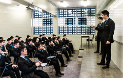 You and who's army? (Francisco Zarabozo Pineda) Tags: army photography cool classroom creative handsome suit clones gentleman awesom d7000 enikon manyclones toomuchclones