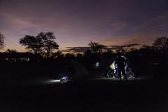 Camp Serengeti (Toffe17) Tags: sunset wild camp nature night dark landscape outdoors evening natur tent safari afrika serengeti solnedgang kveld landskap 2016 telt mrkt leir