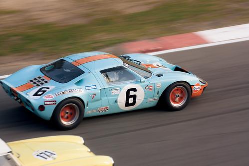 Gulf Ford GT40 MK II