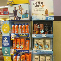 Summer is coming... can you smell it? (pikespice) Tags: geotagged store smell grocerystore geotag scent sunscreen bananaboat suntanlotion 500x500 hawaiiantropic werehere 10millionphotos 640x640 hereios