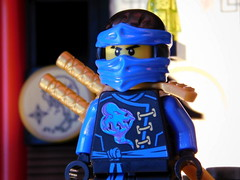 Shock and awe (kelko585) Tags: jay lego minifig minifigure ninjago