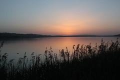 Sunset lake Sempach (CH) (Deirdre moments (busy studying/ catching up)) Tags: sunset summer sun canon switzerland evening zonsondergang explore zomer deirdre avond zon summerevening 47 avondlicht eveninglight zwitserland zomeravond sempach 450d deirdremoments