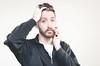 (Damien Cox) Tags: uk portrait selfportrait man male me face self ego myself beard eyes hands nikon masculine ears moi jumper autorretrato scruff stubble i damiencox damiencoxcouk