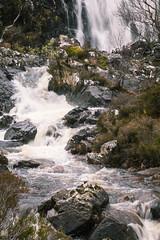 Falls on Allt Na Ghambha - 2 (rdhphotos) Tags: scotland spring waterfalls sutherland cascade drumbegroad alltnaghamhna